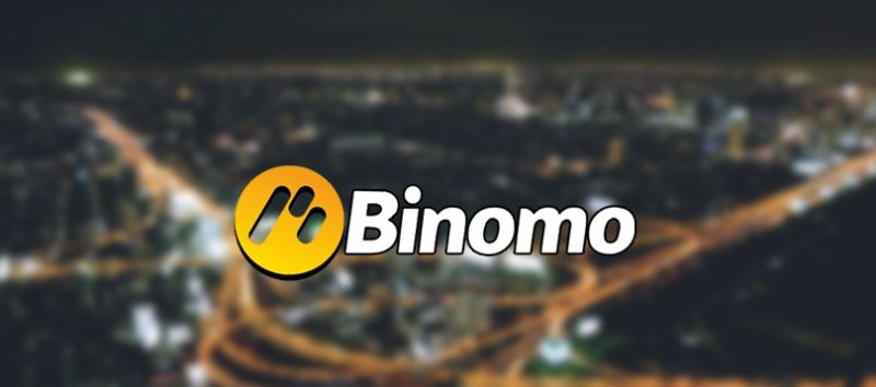 Deposit and withdraw money on Binomo