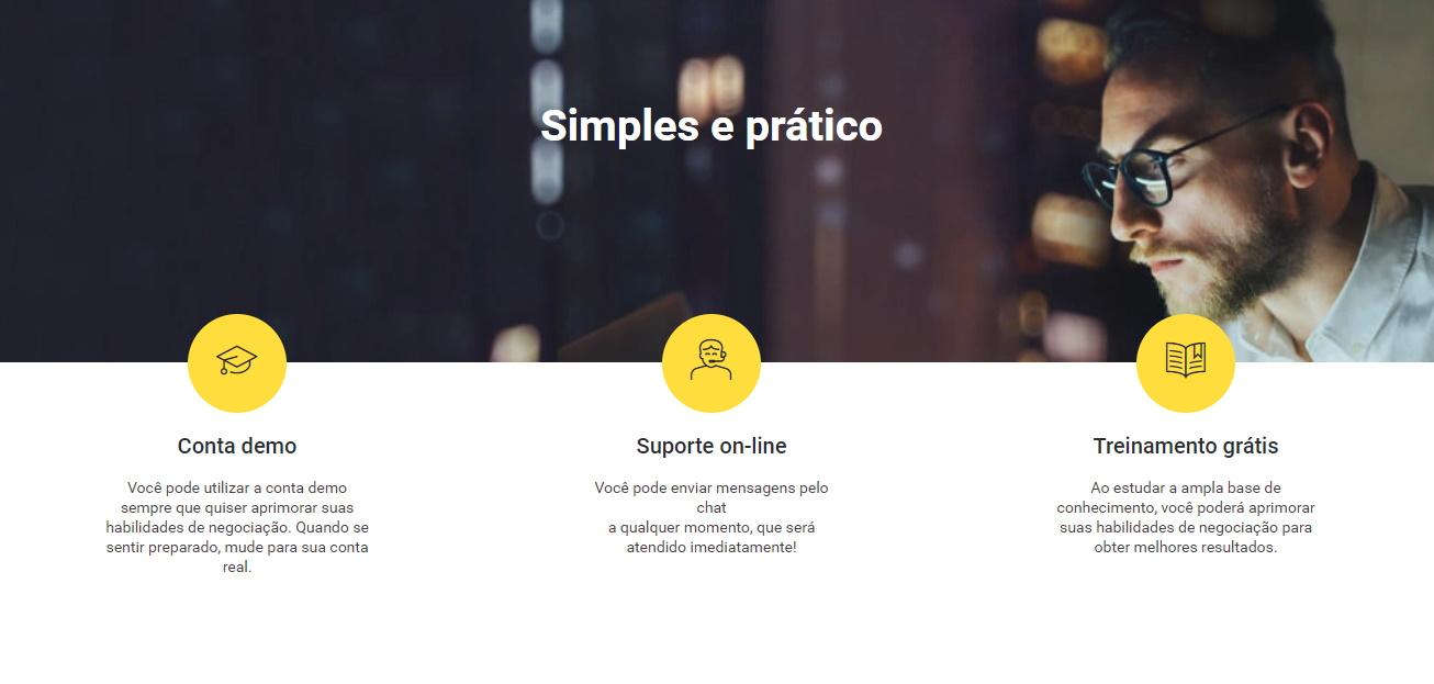simples e pratico